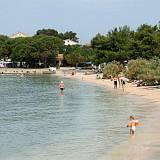 Apartmány Banjol 4918, Banjol - Nejbližší pláž