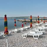 Ferienwohnungen Crikvenica 5458, Crikvenica - Nächster Strand