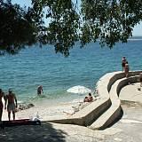 Apartmány Dramalj 6509, Dramalj - Nejbližší pláž