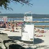 Apartmány Selce 5353, Selce - Nejbližší pláž