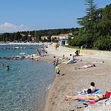Ferienwohnungen Malinska 13303, Malinska - Nächster Strand