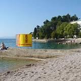 Apartmány Sveti Anton 16318, Sveti Anton - Nejbližší pláž