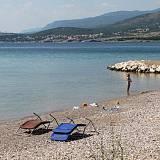 Ferienwohnungen Klenovica 15218, Klenovica - Nächster Strand
