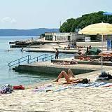 Ferienwohnungen Novi Vinodolski 5402, Novi Vinodolski - Nächster Strand