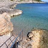 Ferienwohnungen Mali Lošinj 16580, Mali Lošinj - Nächster Strand