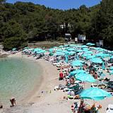 Ferienwohnungen und Zimmer Mali Lošinj 15516, Mali Lošinj - Nächster Strand