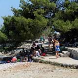 Apartmány Veli Lošinj 17415, Veli Lošinj - Nejbližší pláž