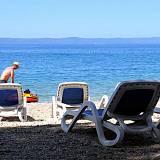 Apartmány a pokoje Makarska 3671, Makarska - Nejbližší pláž
