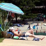 Apartmány Mali Lošinj 3607, Mali Lošinj - Nejbližší pláž