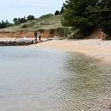Apartmány Smokvica 14987, Smokvica (Pag) - Nejbližší pláž