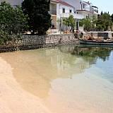 Ferienwohnungen Stara Novalja 4141, Stara Novalja - Nächster Strand