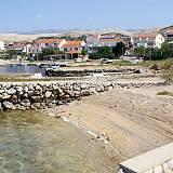 Apartmány Kustići 4161, Kustići - Nejbližší pláž