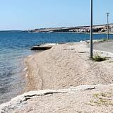 Apartmány Kustići 9521, Kustići - Nejbližší pláž