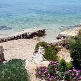 Apartmány Mandre 6184, Mandre - Nejbližší pláž
