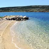 Ferienwohnungen Stara Novalja 6153, Stara Novalja - Nächster Strand