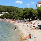 Apartmány a pokoje Drvenik Donja vala 2726, Drvenik Donja vala - Nejbližší pláž